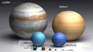 Planet Comparison 1