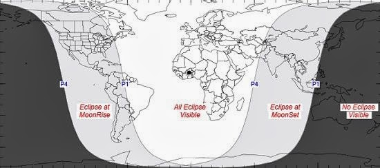 lunar eclipse of Oct 18 2013