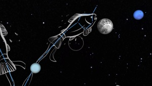 Moon hear Pisces 9.26.15