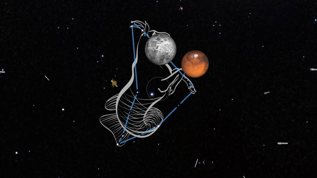 Blood Moon and Mars on Capricorn July 27 2018